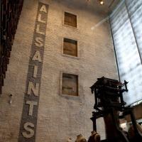 All Saints в Чикаго... Моден бранд с вдъхновяващ интериор...